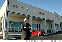 gm lays down law for remaining dealers jun 3 2009