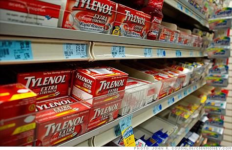 Tylenol recall 2010: FDA hits drug maker hard - Jan. 15, 2010