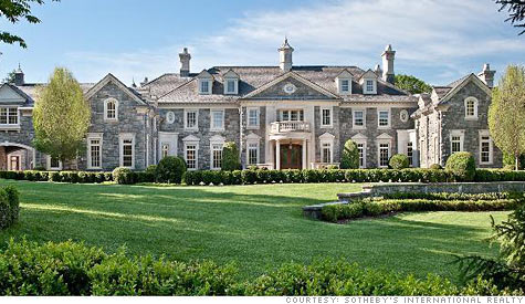 Price cuts galore on mega mansions keller williams for Nyc mansions for sale
