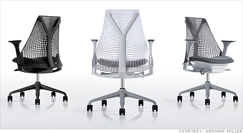 Savvy Spending: Herman Milleru0027s New Office Chair