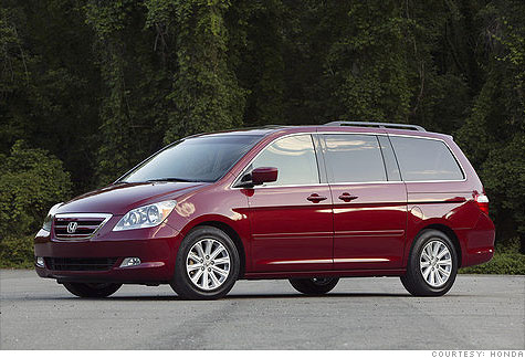 2005 honda odyssey brake recall. Black Bedroom Furniture Sets. Home Design Ideas