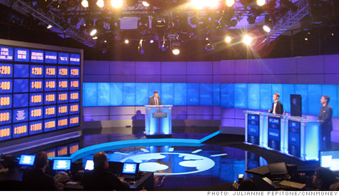 IBM's Watson Jeopardy supercomputer beats humans in practice - Jan ...
