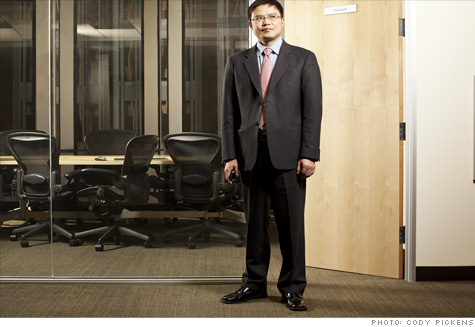 Richard Gao of Matthews China Fund