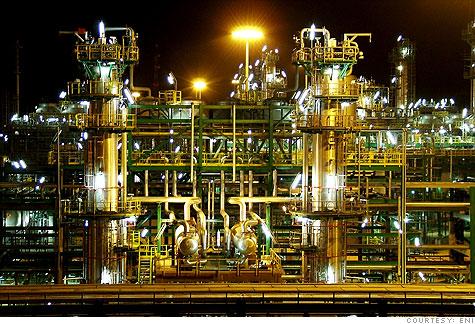 libya oil production shutdown
