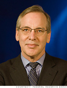 New York Fed President William Dudley