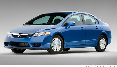 Honda Civic Hybrid Owners Unhappy With Battery Fix Mar