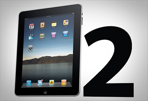 Apple is expected to unveil the iPad 2 Wednesday at 1 p.m. ET.