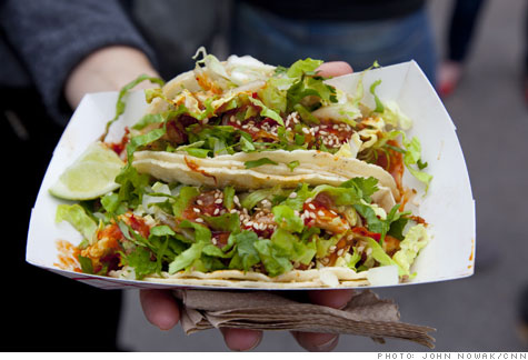 Foodspotting, one of SXSW's hit startups, wants to catalog all the best dishes in the world -- and where to find them.