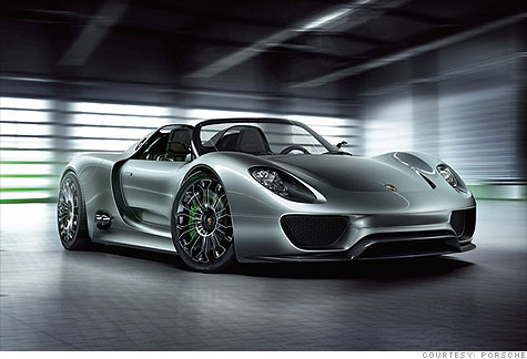 porsche 918 hybrid order now for 845 000 mar 21 2011. Black Bedroom Furniture Sets. Home Design Ideas
