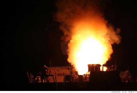 Libya attacks spark fight over cost