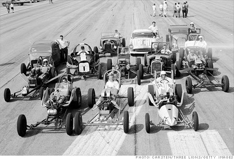 Auto Racing Association on How Drag Racing Became The Sport Of Millionaires   Mar  25  2011
