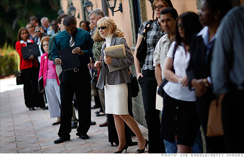 States may cut unemployment benefits