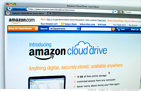 amazon cloud drive.jc.top Come conservare tutti i nostri libri per sempre grazie ad Amazon Cloud: Parte 1