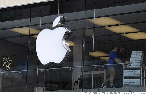 Apple's influence on Nasdaq-100 index slashed by 40%