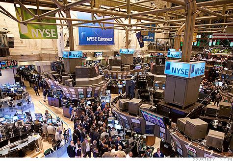 NYSE, Nasdaq, ICE