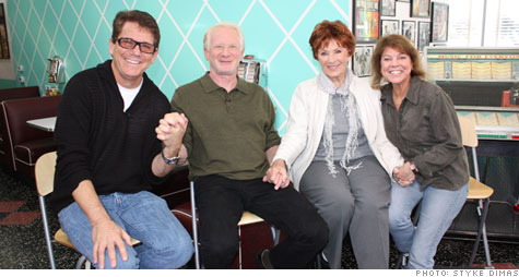 Former 'Happy Days' cast members claim CBS cheated them out of millions of dollars.