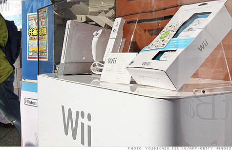 Nintendo said it's winding down the Wii and will come up with a replacement next year.