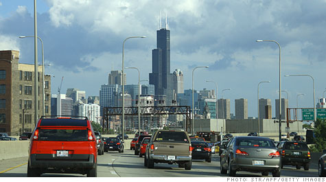 Gas prices in Chicago are among the highest in the nation, and so is the tax treatment.