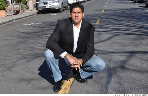 Streetline CEO Zia Yusuf is on a mission to help cities optimize their parking pricing.