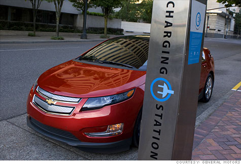 Volt drivers averaged about 1,000 miles per tank of gas in March. But car shoppers need to remember that electricity's not free either.