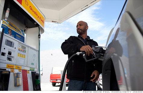 According to a new CNN/Opinion Research poll, Americans blame oil companies and speculators for the spike in gas prices.