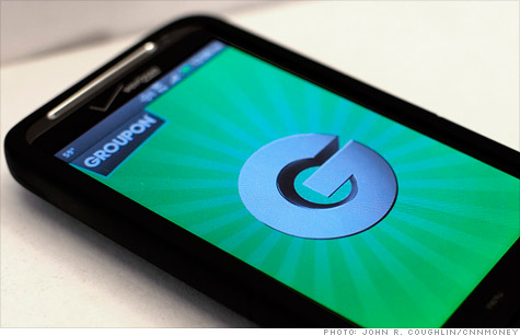 Groupon's forthcoming Groupon Now aims to target offers to you anywhere you go.