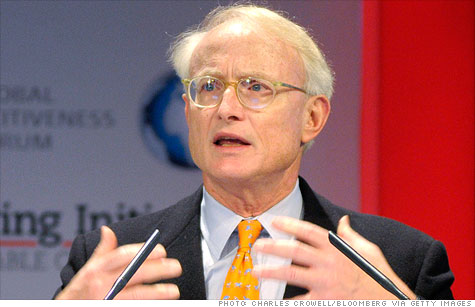 Michael Porter is a professor at Harvard Business School and founder of the Initiative for a Competitive Inner City