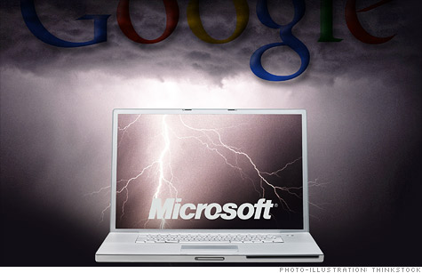 Google starts war against Windows with Chrome OS
