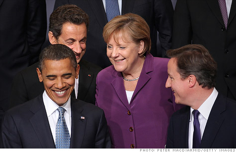 The G8, made up of the world's largest developed economies, meets this week to weigh the greatest risks faced by the financial system in two years.