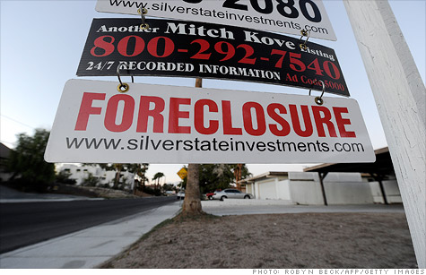 Foreclosures for sale: Big supply, low prices