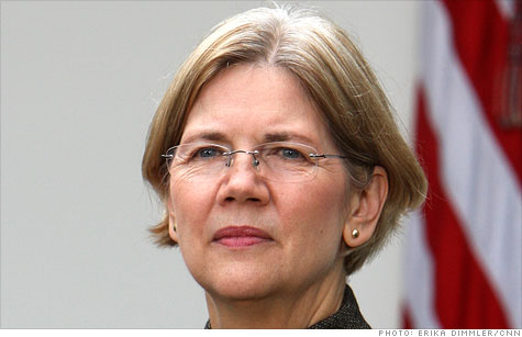 Elizabeth Warren to face House Republicans in June - Jun. 1, 2011