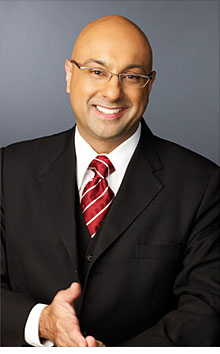 Ali Velshi, CNN chief business correspondent