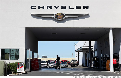 Fiat agreed to snatch up the rest of Chrysler, bringing an end to the bailout.