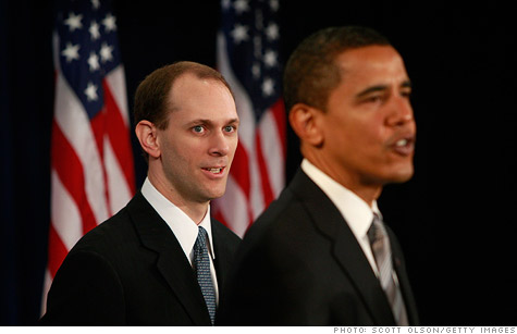 Obama chief economic adviser Goolsbee to leave
