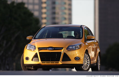 Ford motors to unveil sales production strategy jun 7 for Ford motor company pension calculator