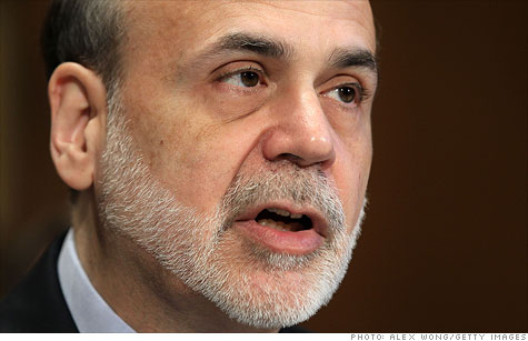 Federal Reserve Chairmen Ben Bernanke