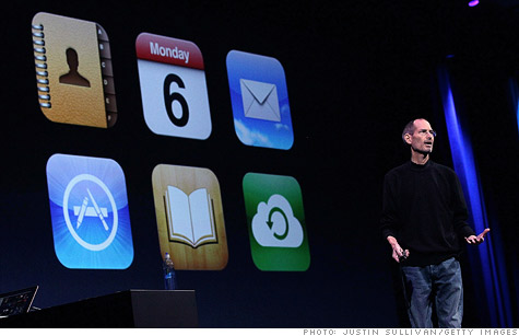 At WWDC on Monday, Apple CEO Steve Jobs announced new tools that already existed in third-party applications.