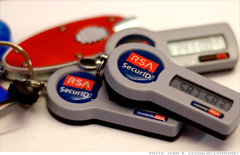 SecurID hack: RSA Security offers customers new tokens