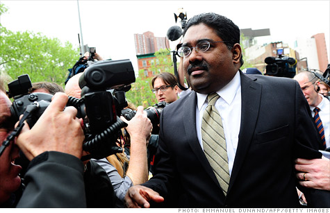 The insider trading probe netted former hedge fund founder Raj Rajaratnam who was found guilty in the biggest Wall Street trial in years.