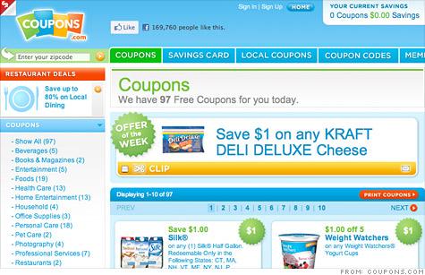Coupons.com raises $200 million