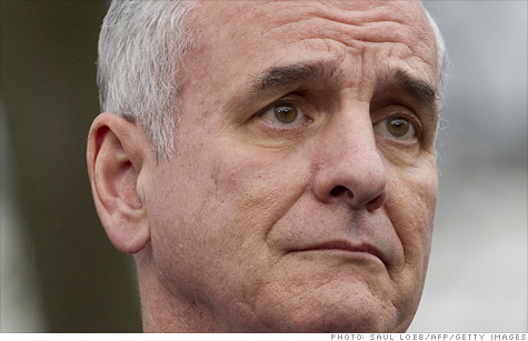Minnesota Gov. Mark Dayton is preparing for a state government shutdown.