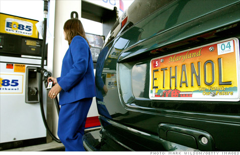 Senate fails to halt ethanol tax breaks
