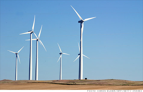 Wind power industry unveils new consumer standard