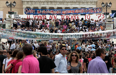 Is the U.S. like Greece?