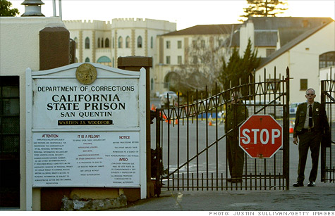 Californias San Quentin prison is famous for hosting both Johnny Cash ...