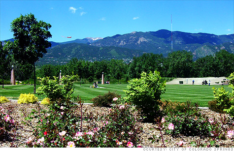 A sales tax revival in Colorado Springs means the city can take care of its parks again.