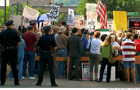 Fracking is public relations nightmare for natural gas firms