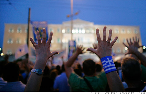 Greece is reeling from the impact of austerity measures