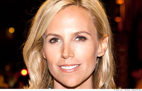Fashion mogul Tory Burch has a foundation, which offers mentorship and microloans to small businesses.
