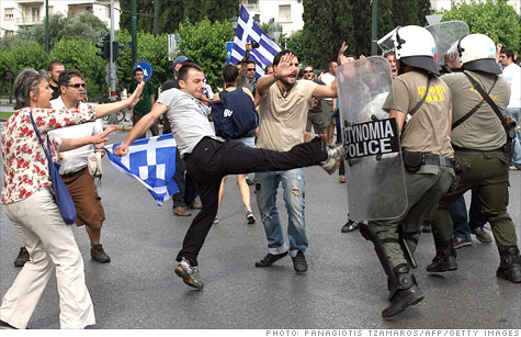 Greece faces a critical week in its debt crisis